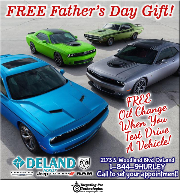 Graphic Design Holiday Event Fathers Day Car Auto Dealership