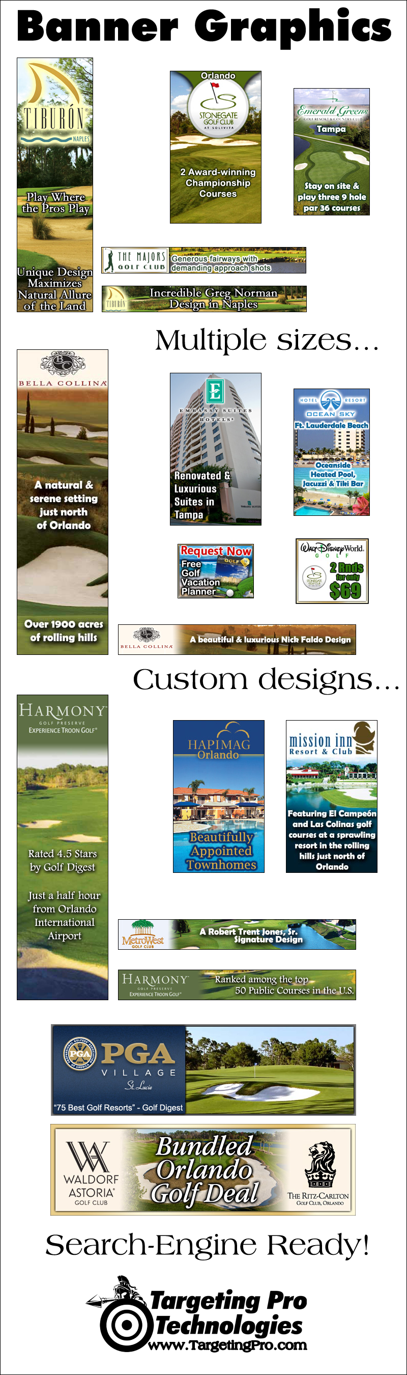 Graphic Design Professional Website Graphics Designer Services Travel Banners