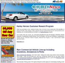 Auto Dealer Car Dealership Email Newsletter Marketing