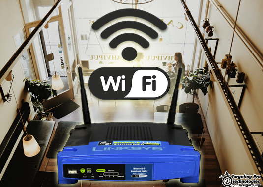 Telecom Linksys Wifi Access Point Installation Internet IT Support Tech